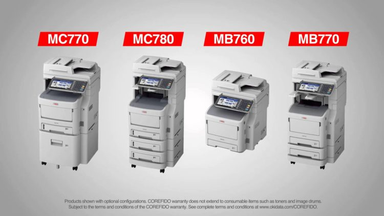 Corefido Printers